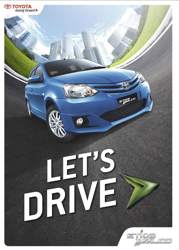 Brosur Toyota Etios Pekanbaru Riau