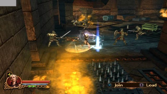 Iso Ps2 Ps3 Game Download Gauntlet Seven Sorrows Usa Ps2