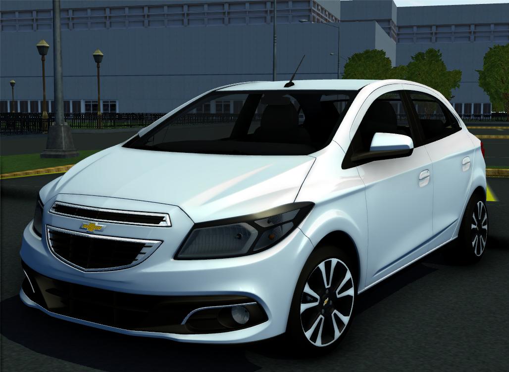 Chevrolet Onix Ltz 2013 Jhonworks Slrr
