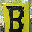 FINISHED: Boston Bruin blanket