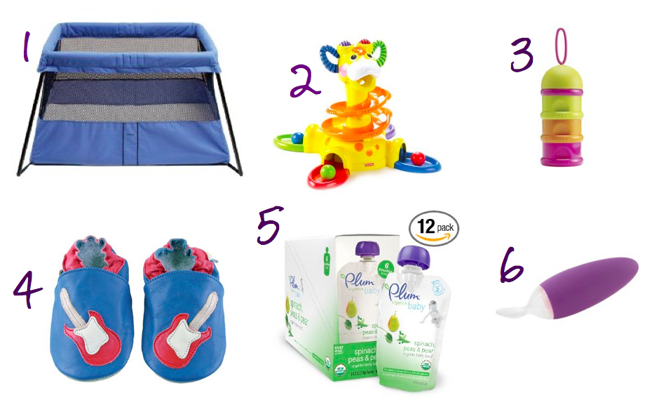 Baby products that make your life easier {4-6 months} » Bow