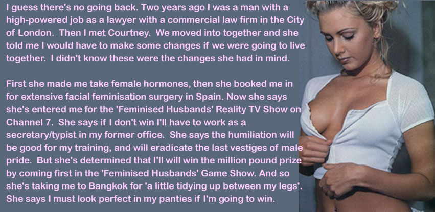 Forced Gender Reassignment Male To Female