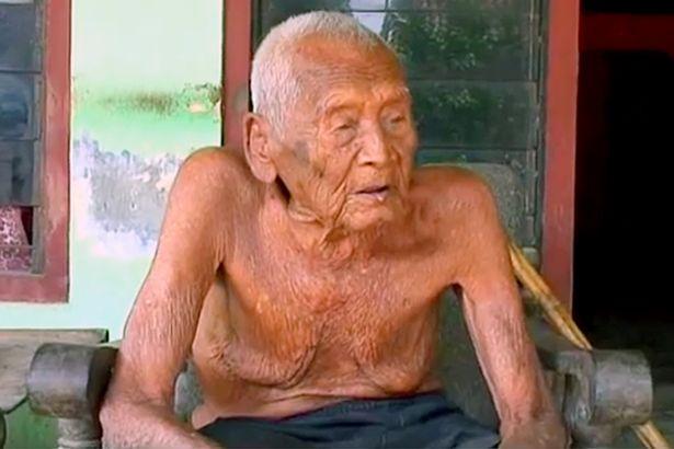 manusia tertua di dunia ada di indonesia