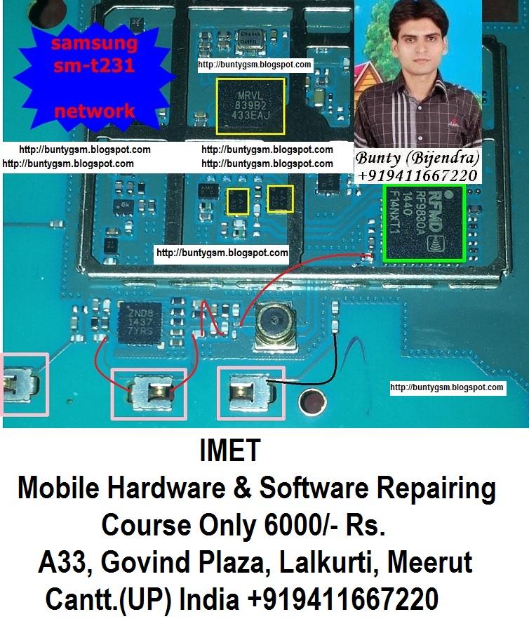 Samsung s3310 network problem easy