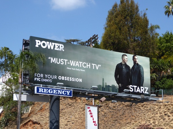 Power 2016 Emmy FYC billboard