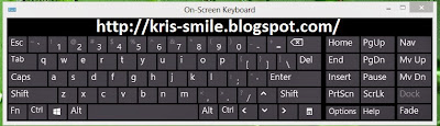 On - Screen Keyboard 1