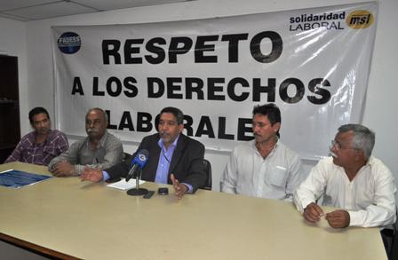 Los trabajadores se pronuncian ante la crisis