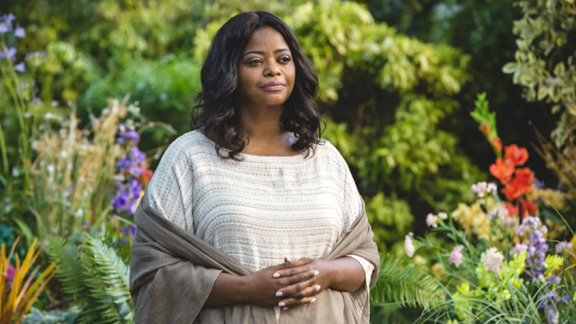 Octavia Spencer as God in The Shack (2017) and the feminine maternal God