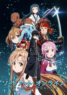 Download Sword Art Online Season 1 BD Subtitle Indonesia
