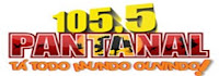 Rádio Pantanal FM 105,5 de Mundo Novo - Mato Grosso do Sul