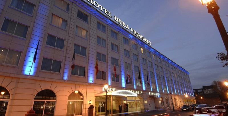 Hotel Husa President Park Bruxelles