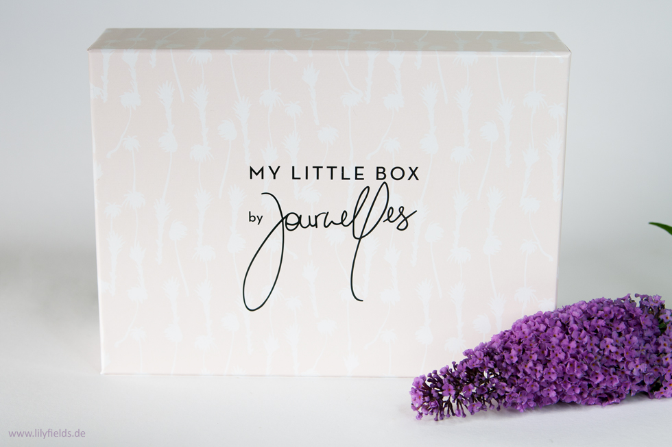 My Little Box - Journelles - August