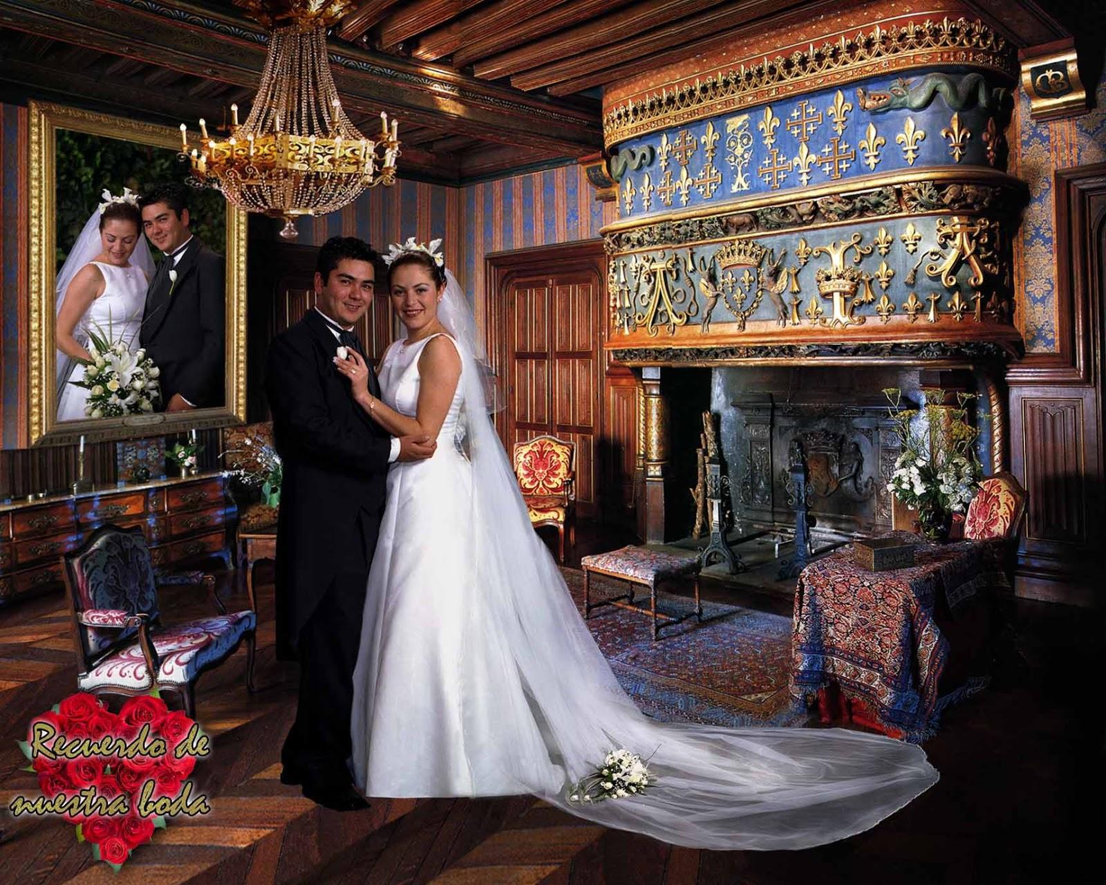 Montajes de fotos para bodas - Cosas para preparar una boda ...