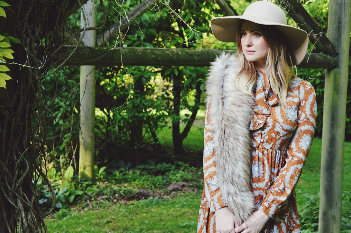 Boho lookbook, FashionFake, Autumn lookbook, how to wear a maxi dress, fashion bloggers