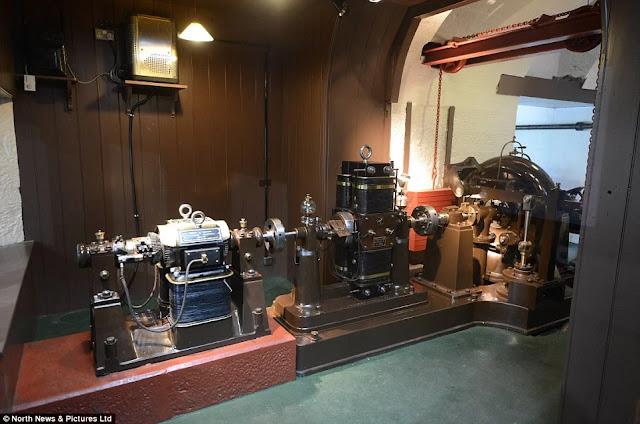 Silinder tenaga air Armstrong
