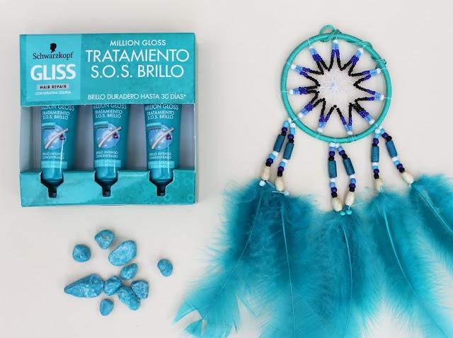 Million Gloss, tratamiento S.O.S para nuestro cabello
