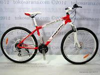 1 Sepeda Gunung Pacific Missoni 2.0 24 Speed Shimano Altus 26 Inci
