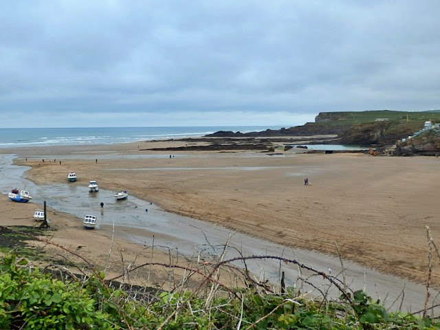Beach at Bude, Cornwall