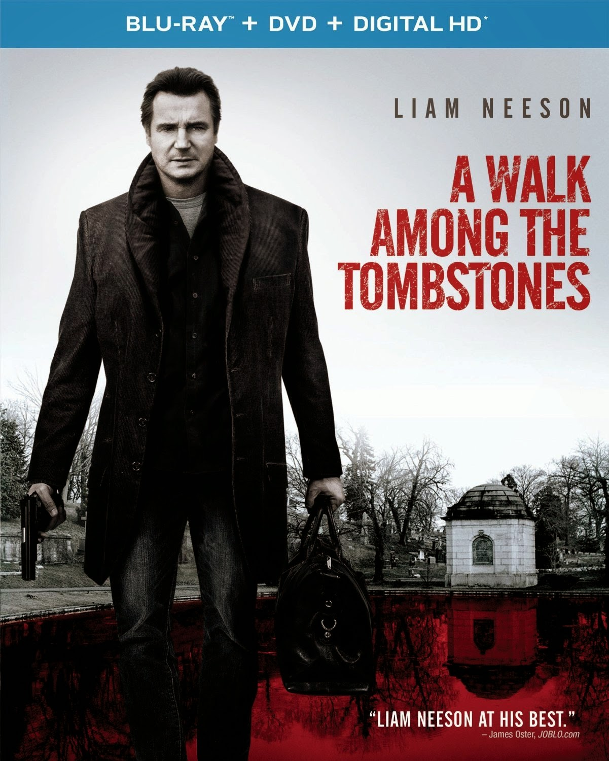 Blu-ray - A Walk Among The Tombstones