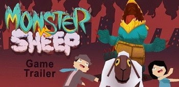 Monster vs Sheep Apk