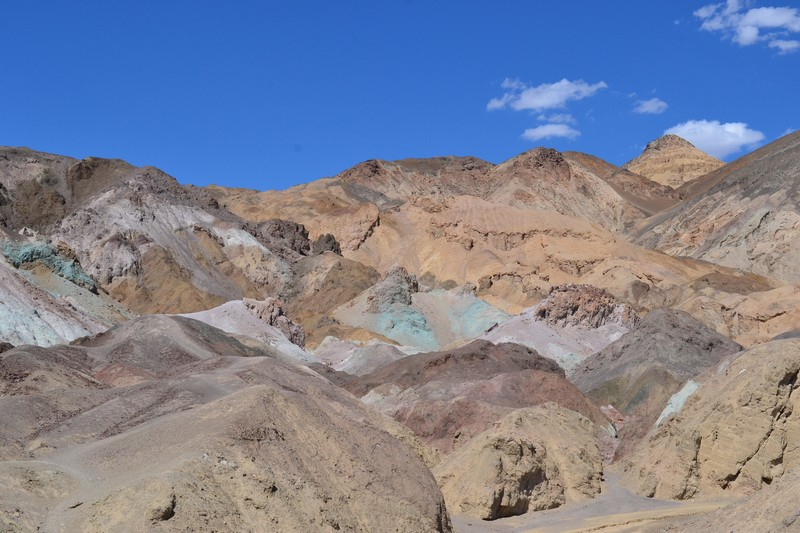 Vallée de la Mort, Californie, death valley, nevada