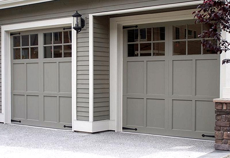 """creative juice: """"What Were They Thinking Thursday ... on Garage Door Color Ideas  id=23545"""