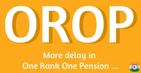 OROP-Scheme
