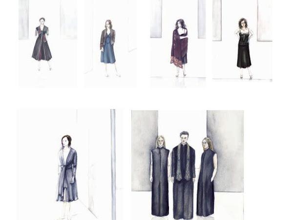 La fabrication des costumes de l'opéra de Dijon