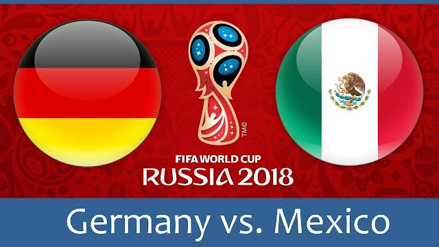 Germany vs Mexico Full Match Replay 17 June 2018