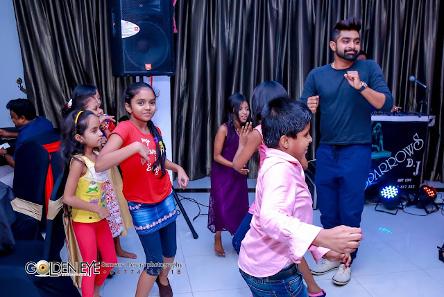 Gayathri dias and Channa perera daughters Birthday Celebration 2016