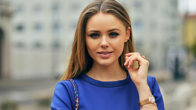 Кристина Базан - блогер