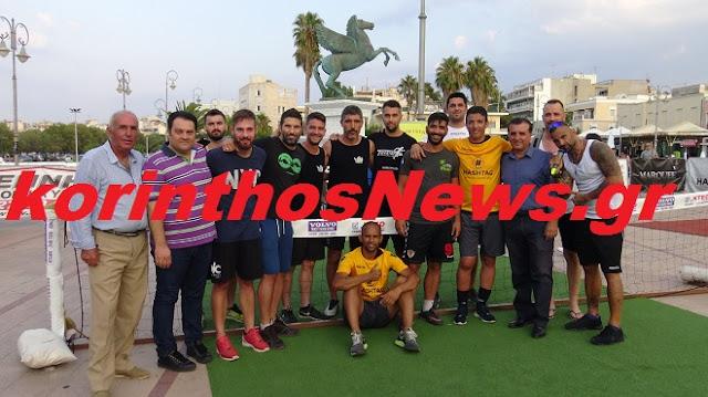 Οι Πρωταθλητές Άργους νικητές και στο Τουρνουά ΠοδοΤέννις Κορίνθου