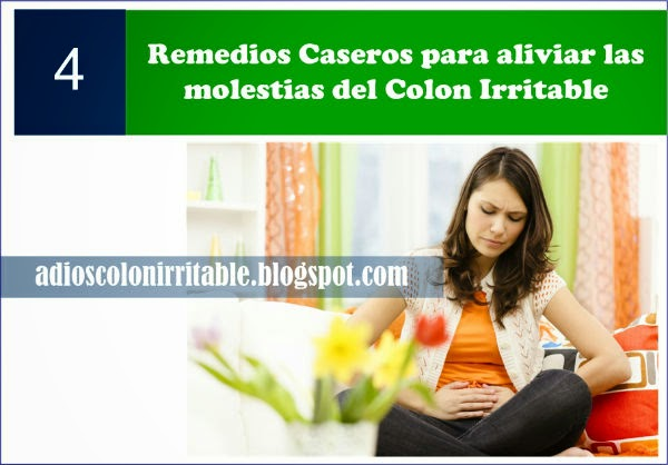 remedios caseros para el colon irritable