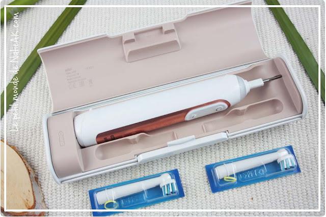 Brosse à dent électrique Oral-B Genius 9000N