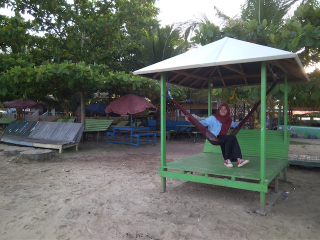Di Binalatung Beach