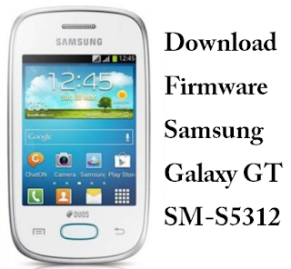 Download StockROM Firmware Samsung S5312 Original