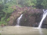 Air Terjun Lamatti Riattang Sinjai Menawarkan Kesegaran dan Pemandangan Alam yang Indah