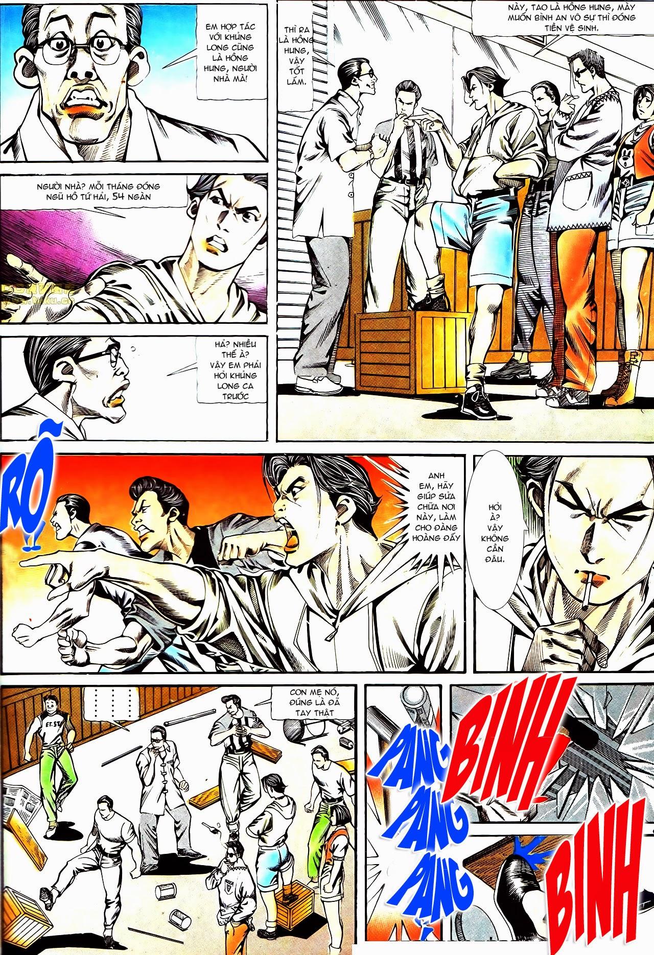 Người Trong Giang Hồ chapter 124: thập tam muội trang 20