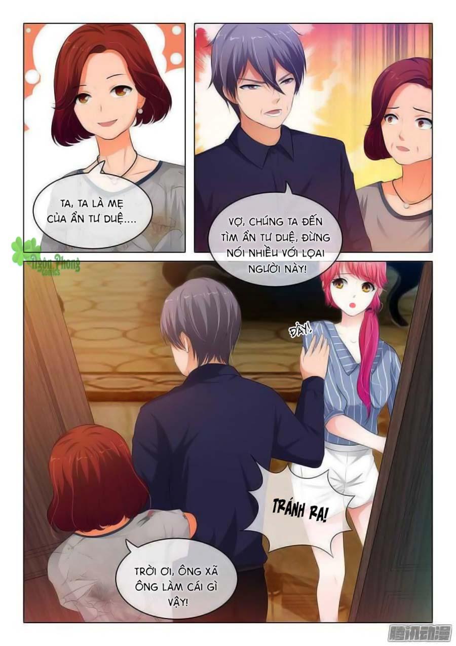 Băng Sơn Thủ Tế Chap 63 - Trang 6