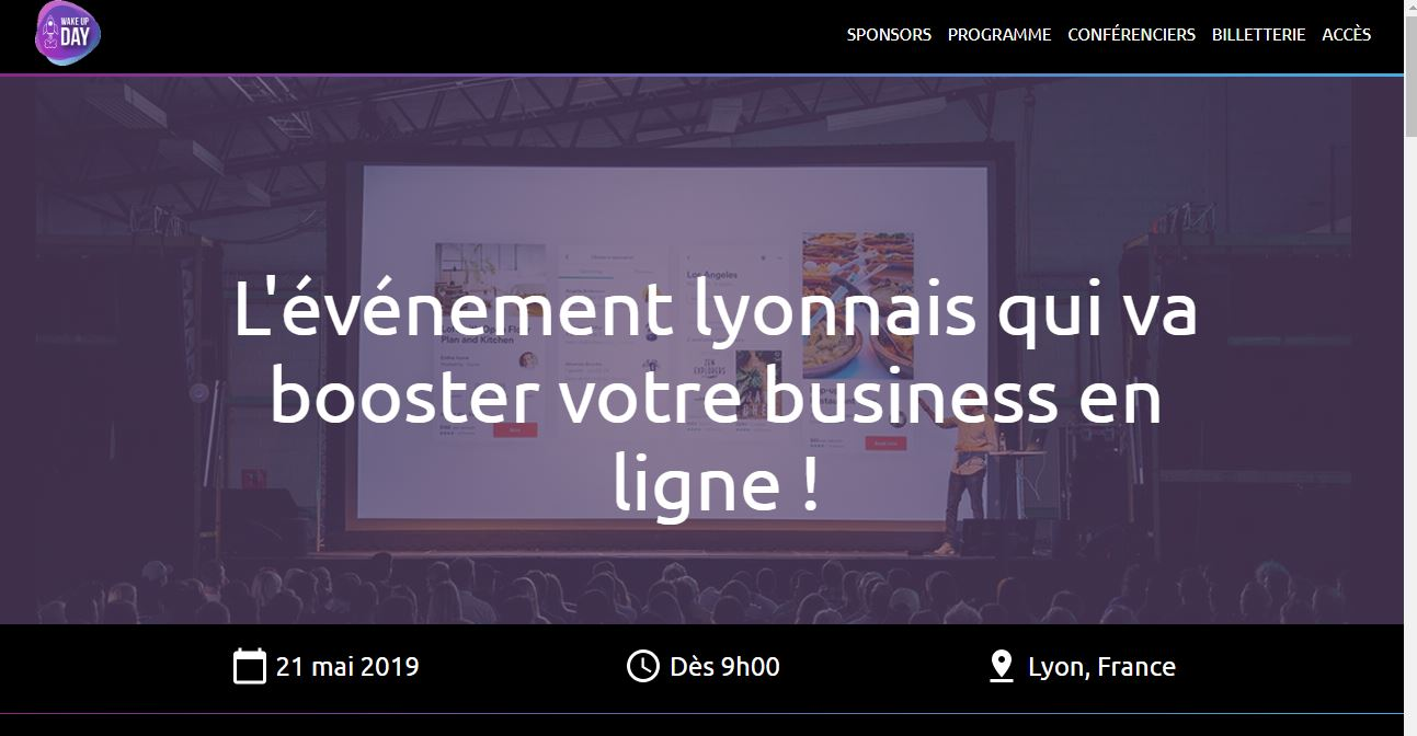 Wake Up Day Lyon 2019