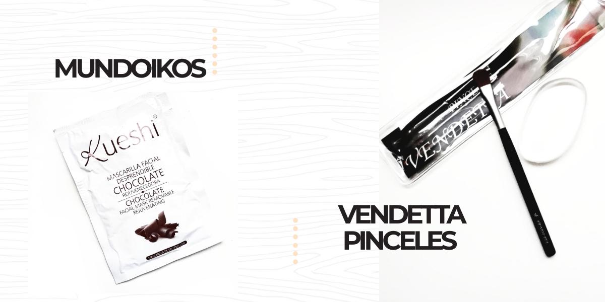 VENDETTA PINCELES & MUNDOIKOS
