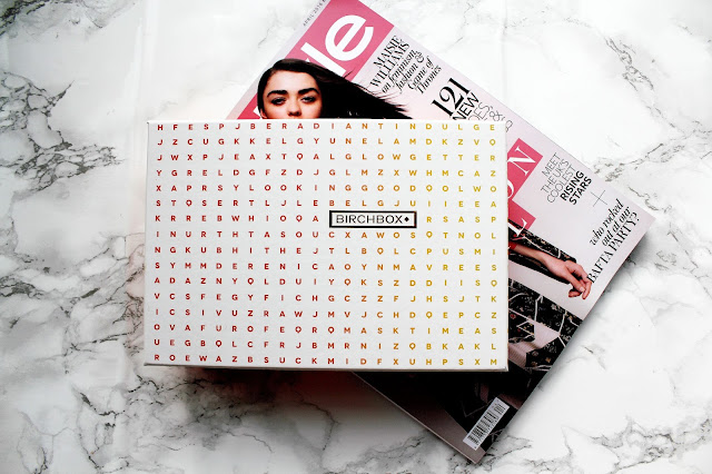 Birchbox March 2016 Beauty Box Review
