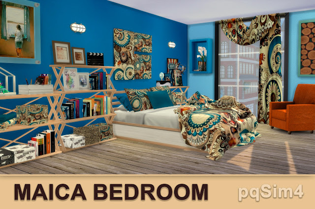 Detalle dormitorio Maica 8