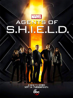 Poster Agents Of Shield