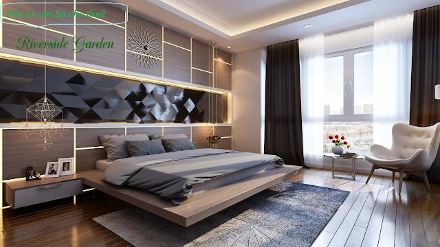 Đầu tư căn hộ cho thuê tại chung cư Riverside