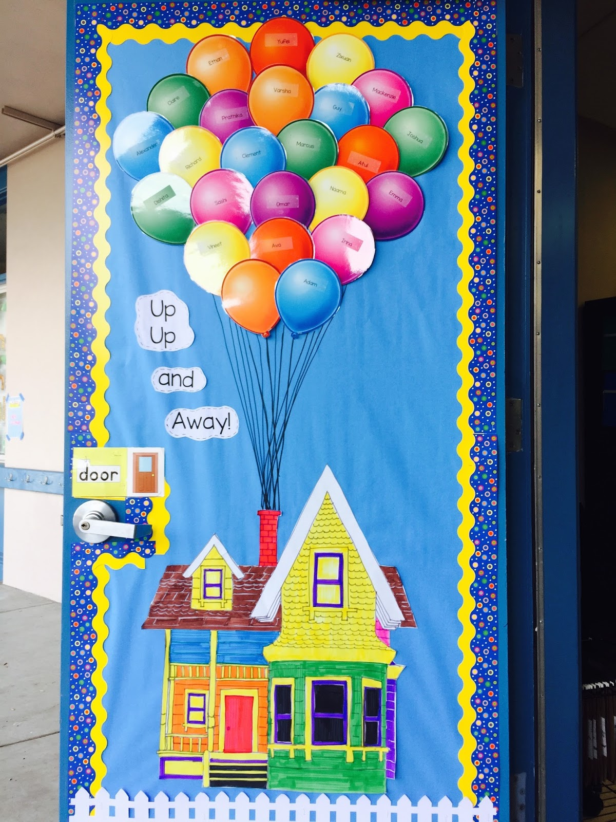 Mrs. Peterson's Playground: Up, Up and Away
