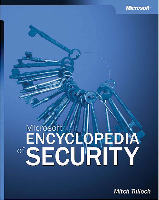 Microsoft Encyclopedia Of Security (2003) Download eBook