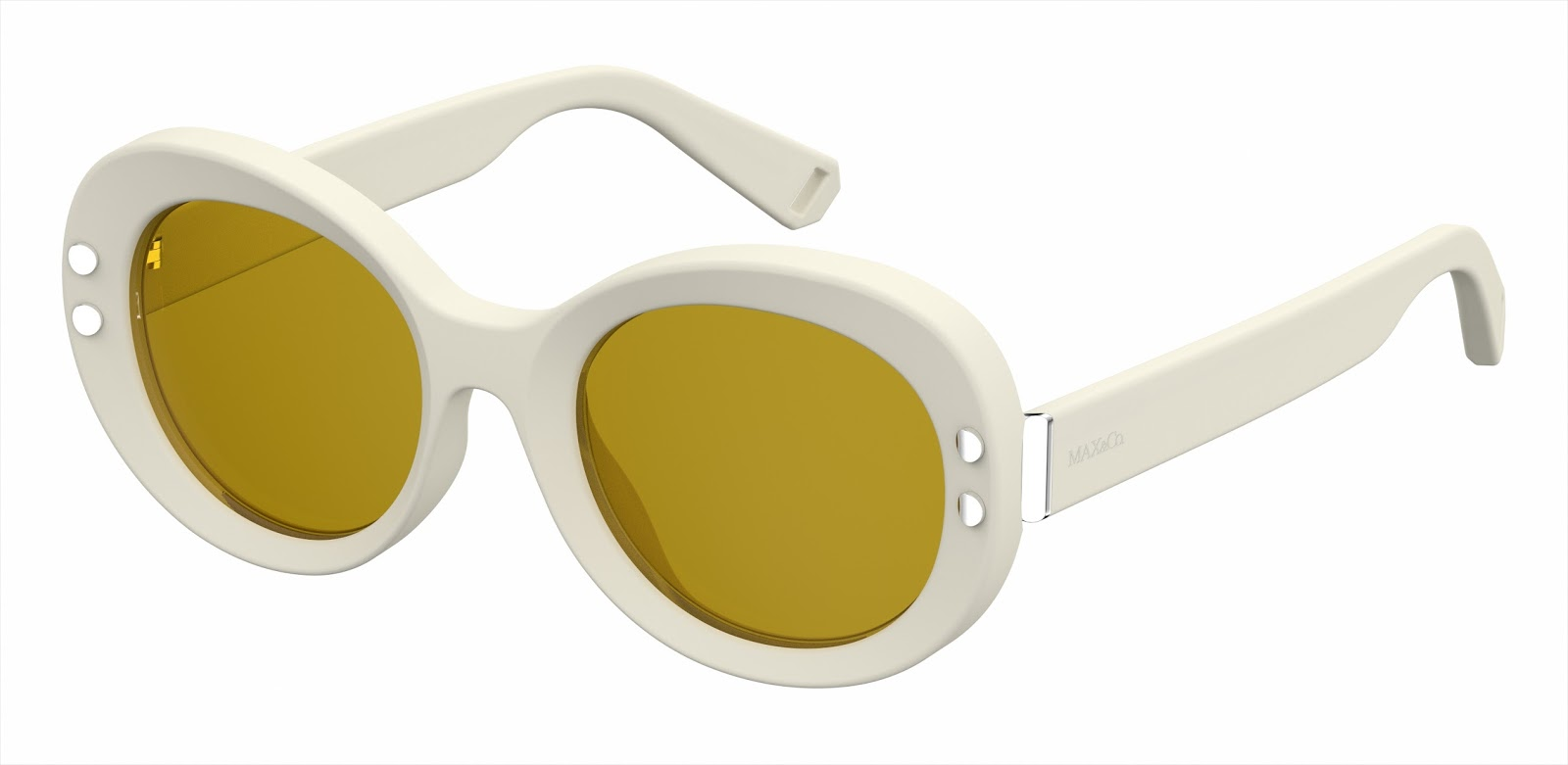 Η MAX Co. παρουσιάζει τη νέα συλλογή γυαλιών ηλίου για το Φθινόπωρο Χειμώνα  2016. Σε πρώτο πλάνο οι τολμηρές γραμμές με Vintage διάθεση b98edc1e2d1