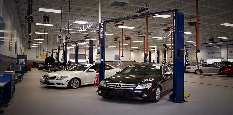 Mercedes-Benz Cutler Bay Service