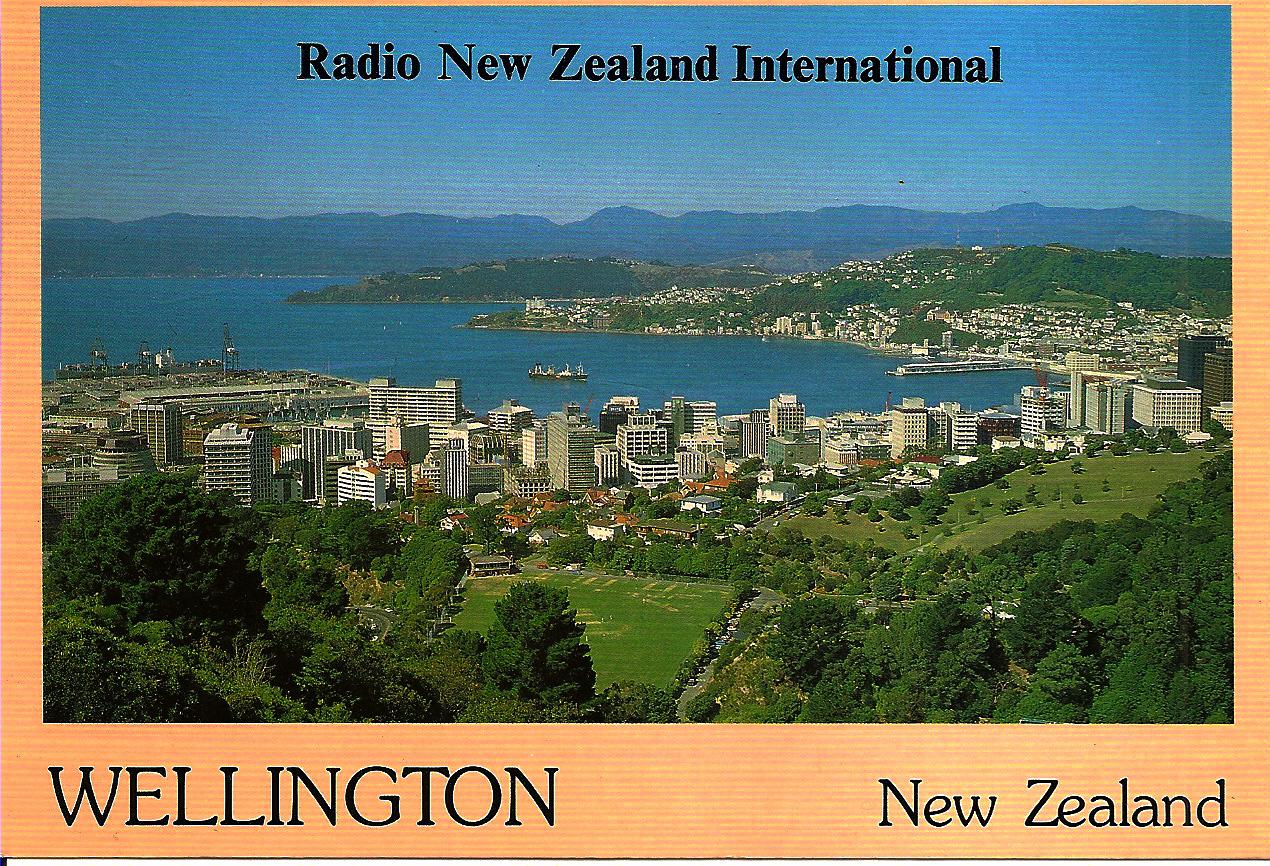 Shortwave Central: New Zealand Summer Schedule Update